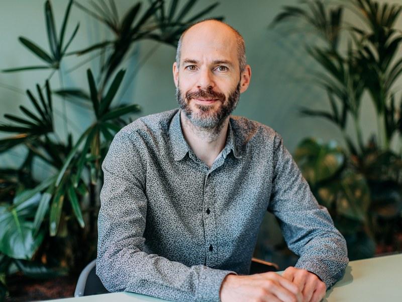Jeroen van de Ven appointed professor of Information, Communication, and Strategic Interaction