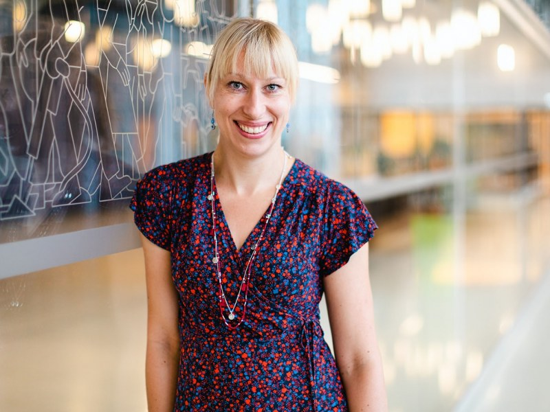Alumna Monique de Haan appointed professor of Empirical Microeconomics at the University of Amsterdam