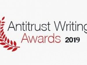 Cartel Dating article nominated for Antitrust Writing Awards 2019