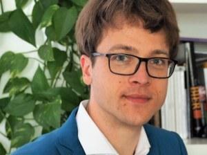 New Research Fellow: Sander Renes
