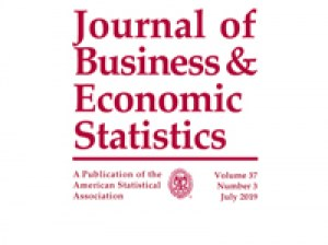Paper by Fellows André Lucas and Julia Schaumburg and Alumnus Bernd Schwaab in Journal of Business & Economic Statistics