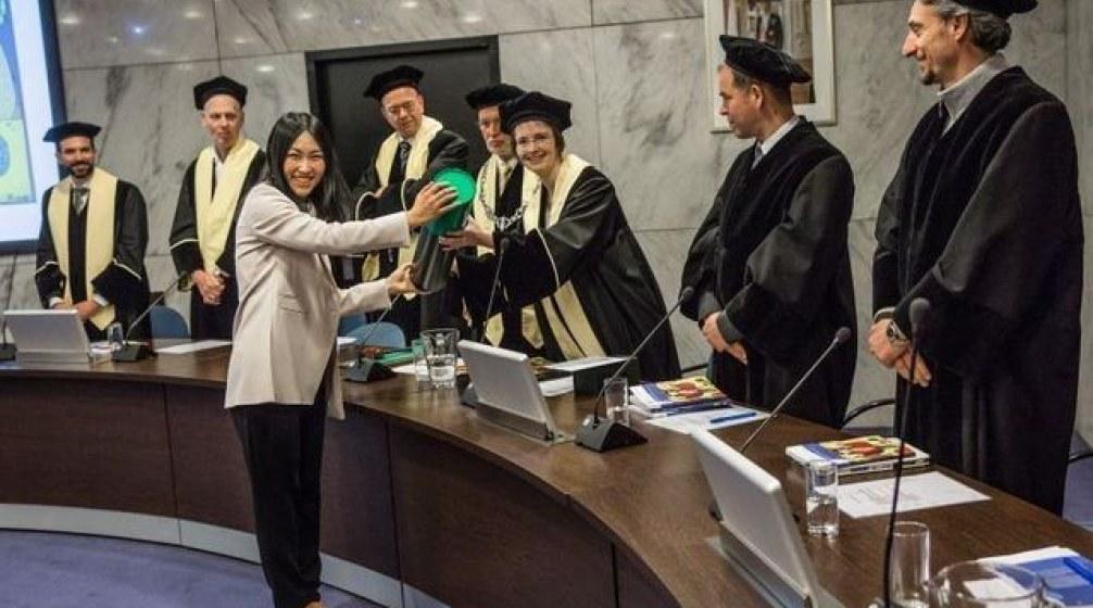 Transfer to PhD
