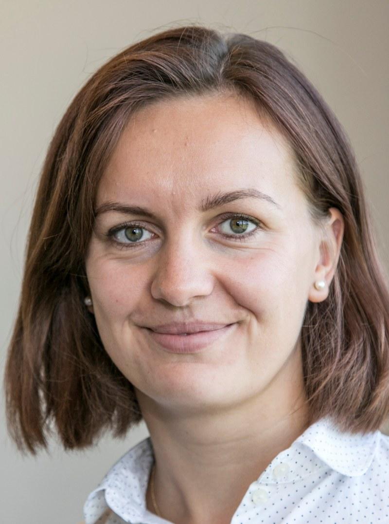 New Candidate Fellow: Egle Karmaziene