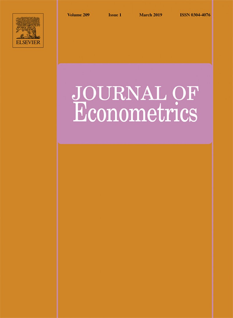 Paper by alumni Tom Boot and Didier Nibbering published in the Journal of Econometrics