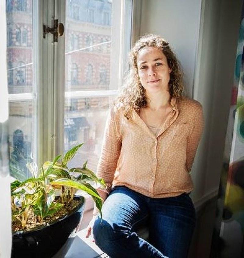 New Candidate Fellow: Marieke Bos