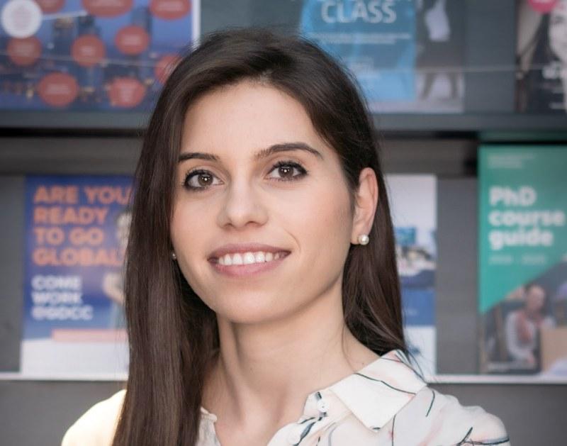 New Candidate Fellow: Gloria Moroni