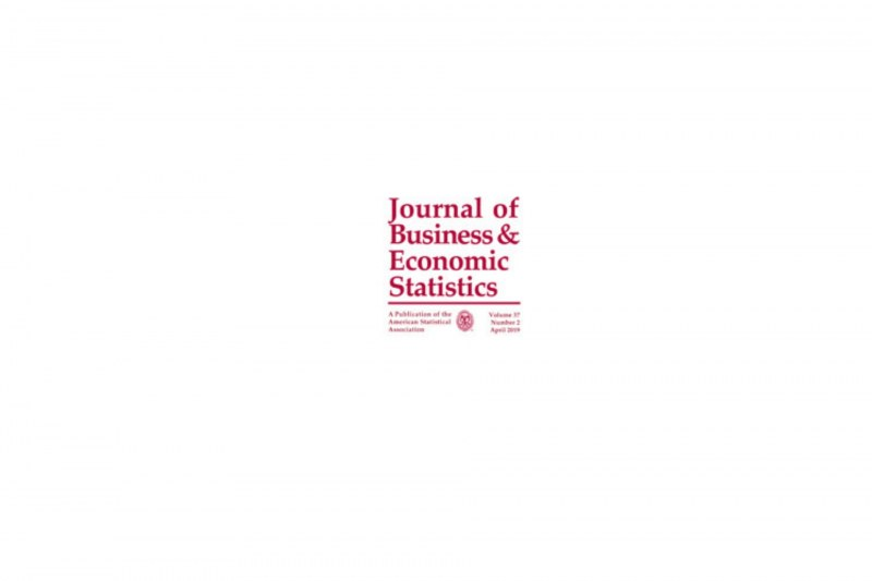 Publication in the Journal of Business & Economic Statistics by TI Fellow Cars Hommes