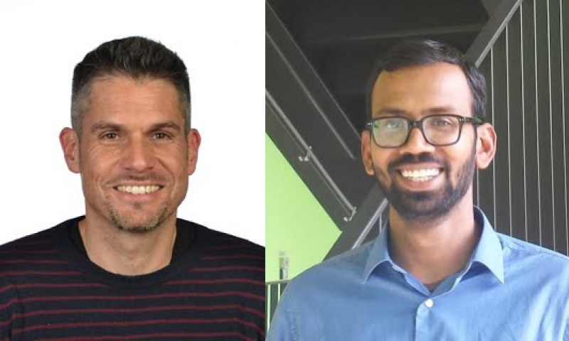 Paper by Christian Stoltenberg and alumnus Swapnil Singh appeared in Quantitive Economics