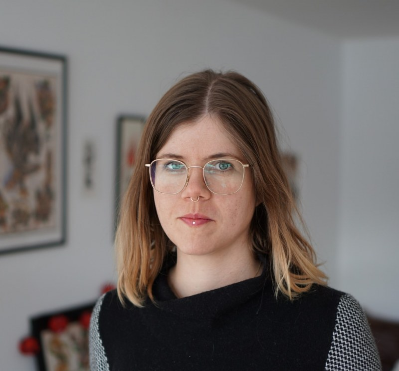 New Candidate Fellow: Marina Friedrich