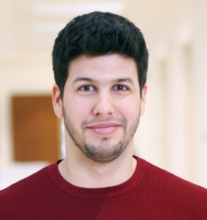 MPhil Student Stefanos Tyros Nominated for UvA Thesis Prize