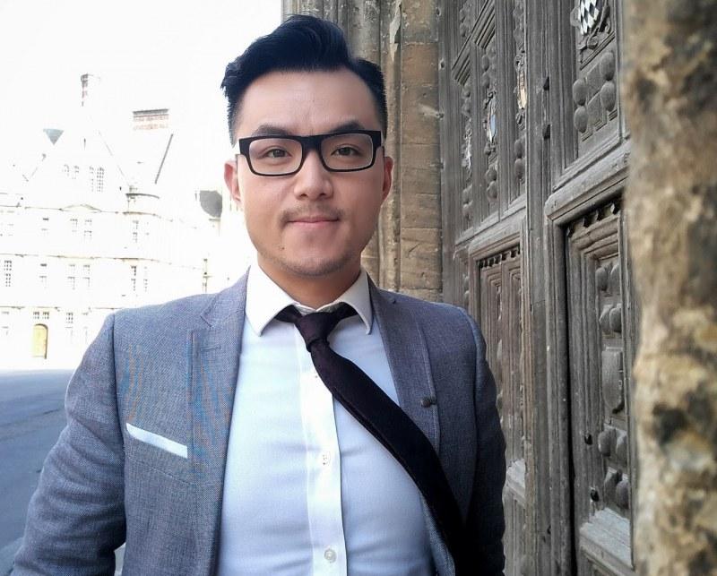 New Candidate Fellow: Xuan Wang
