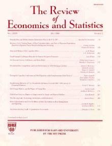 An empiriacal index for labour market density