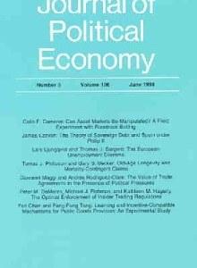 Economic Uncertainty, Parental Selection, and Children{\textquoteright}s Educational Outcome.