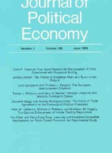 The Political Economy of Corporate Control and Labor Rents